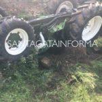 Morto 56enne agricoltore. Era ricoverato per i gravi traumi di un incidente sul lavoro a Caronia.