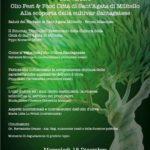 """""""Olio fest & food"""". Evento per la scoperta della cultivar santagatese."""