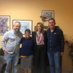 Costituito il gruppo di Forza Italia con i consiglieri Barbuzza, Alascia e Armeli.