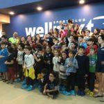 Trofeo nuoto propaganda Asi. Che bella festa di sport al Palasport Mangano.