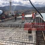 Viaggio nel cantiere del Porto dei Nebrodi. Ecco come cresce la grande infrastruttura. (Fotogallery)