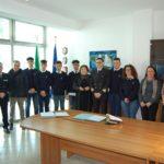 """Scuola lavoro alla Guardia Costiera. Esperienza formativa per gli studenti dell'Itis """"Torricelli""""."""