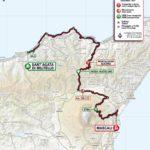 Presentato il giro ciclistico di Sicilia 2020. Il 4 aprile via della quarta tappa da Sant'Agata.