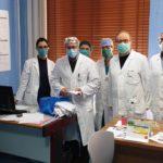 Gesti di solidarietà. Donati all'ospedale maschere sub per respiratori e mascherine per i medici.
