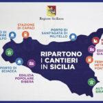 La Regione riapre i cantieri pubblici. Via libera per i lavori al Porto di Sant'Agata.