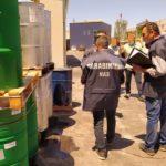 Sequestrati dai Nas alimenti non conformi. Sospesa attività produzione di succhi agrumi.