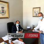 """Domenico Barbuzza si dimette da consigliere. """"Il mio Parco come una squadra """". Le sue prime parole da presidente."""