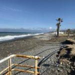 "Erosione costiera, appaltati i ""primi interventi"" di difesa dei litorali."