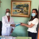 Ospedale, cinque termoscanner donati dalla Pro Loco di Tortorici.
