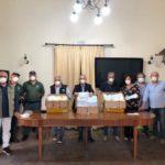 Dalla Cina 6000 mascherine. Solidarietà tra il Parco di Changbai Shan e il Parco dei Nebrodi.