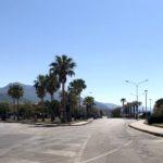 Misure anticovid ed estate in sicurezza. Istituita l'isola pedonale su villa Falcone e Borsellino.