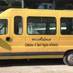 Le scuole santagatesi si preparano per la prima campanella. Fondi per attività didattica e lavori.