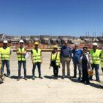 Ordine degli Architetti e formazione professionale. Visita al cantiere del Porto.