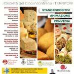 """""""Festa del Cibo"""", il 29 e 30 agosto a Sant'Agata. Protagonisti i distretti del cibo siciliani."""