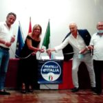"""Costituito il circolo di """"Fratelli d'Italia"""". Roberto Mancuso eletto presidente."""