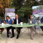 """Parco dei Nebrodi, premio internazionale """"Giuliano Sauli"""" per l'ingegneria naturalistica."""