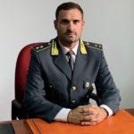 Guardia di Finanza, insediato il nuovo comandante, Ten. Salvatore D'Amore.