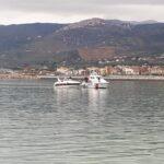 Imbarcazione in avaria soccorsa dalla Guardia Costiera.