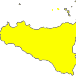 """Sicilia """"zona gialla"""", ecco cosa si può o non si può fare."""