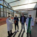 """L'associazione """"Sacro Cuore Onlus"""" dona un sanificatore a ozono per l'ospedale."""