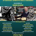 """""""Giornata della memoria"""", all'Itis Torricelli ricordato Nedo Fiano."""