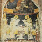 San Marco d'Alunzio, nuovo splendore per gli affreschi bizantini del XII sec.