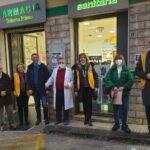 Giornata per la raccolta del farmaco, l'iniziativa del Lions Club.
