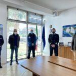 Orientamento professionale, protocollo Guardia Costiera - Itis Torricelli.