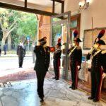 Oggi a Messina visita del Comandante Generale dell'Arma dei Carabinieri, Gen.Teo Luzi.
