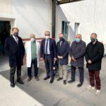 Ospedale, partono dalle sale operatorie i lavori di adeguamento. La visita del dg dell'Asp Alagna.
