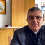 """Padre Dino: """"Impegnativo raccogliere il testimone di Don Franchina. Mia missione nella collaborazione""""."""