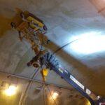 Verifiche nelle gallerie della A20, modifiche alla viabilità
