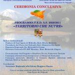 """""""Territorio che nutre"""", evento conclusivo il 25 giugno al castello Gallego"""