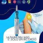 Vaccini Covid senza ago, Messina prima in Europa ad utilizzarli