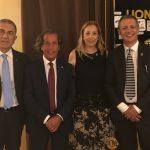 Lions Club, il dott. Umberto Musarra nuovo presidente