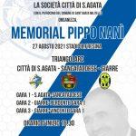 """Al Fresina il memorial """"Pippo Nanì"""". Il 27 agosto  in campo Città S.Agata, Giarre e Sancataldese"""