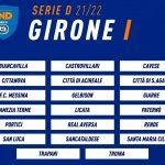 """Serie D, per il Città S.Agata girone a 20 squadre. Domenica al """"Fresina"""" coppa contro Cittanova"""