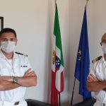 Circomare, cambio al comando. Passaggio di consegne tra i Tenenti di Vascello Donato Bonfitto e Luca Guadagno