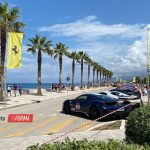 Sul lungomare santagatese brillano i gioielli Ferrari (LE FOTO)