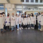 """Itis """"Torricelli"""" e Università di Palermo, laboratorio per 29 studenti al Dipartimento Scienze e Tecnologie Biologiche"""