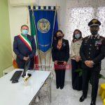 """S.Stefano Camastra, Carabinieri e Soroptimist inaugurano la """"Stanza tutta per sé"""" per le vittime di violenza"""